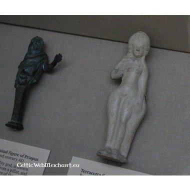 Roman votive statue goddess Venus