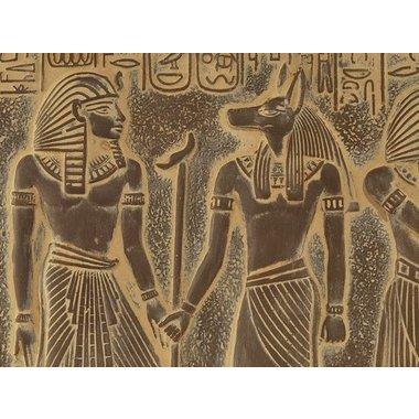 Egyptisch reliëf Luxor