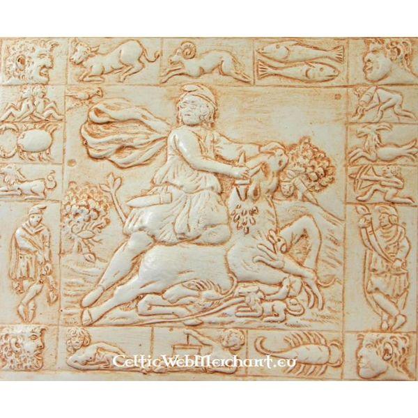 Mithras reliëf