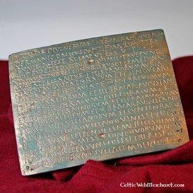 Romersk militær diplom