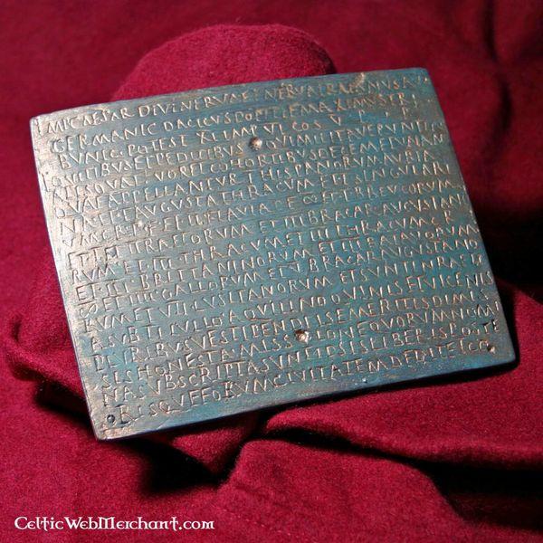 Roman military diploma