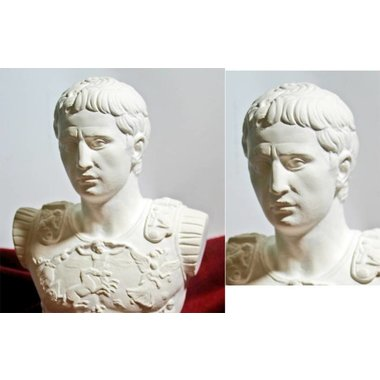 Buste keizer Augustus Prima Porta