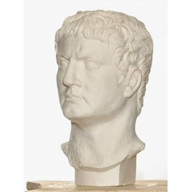 Bust general Marcus Agrippa