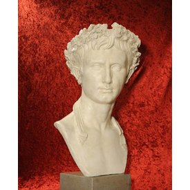 Buste Keizer Augustus
