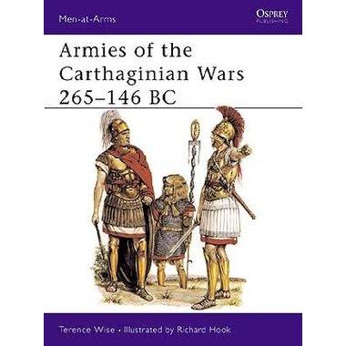 Osprey: armées de la carthaginoise Wars 265-146 BC