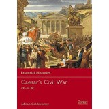 Osprey: Caesar`s civil war 49-44 BC