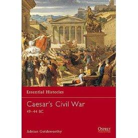 Osprey: Caesar`s wojna domowa 49-44 BC