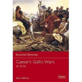 Osprey: Caesar ' s Galliske krige 58-50 F.KR.