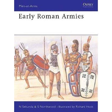 Osprey: Early armées romaines
