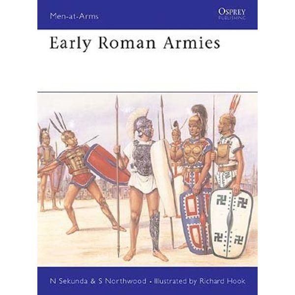 Osprey: Early Roman Armies