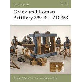 Osprey: Græske og Romerske Artilleri 399 BC - AD 363