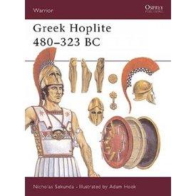 Osprey: Greek Hoplite 480-323 BC
