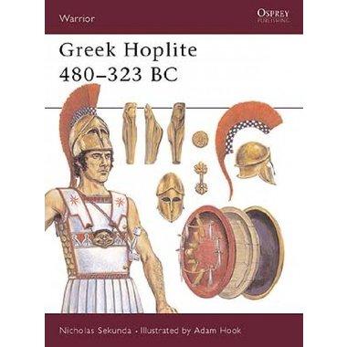 Osprey: grecque Hoplite 480-323 BC