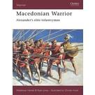 Osprey: Macedonian Warrior - Alexander`s elite infantryman