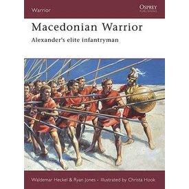 Osprey: macedoński Warrior - Alexander`s elitarnej piechoty
