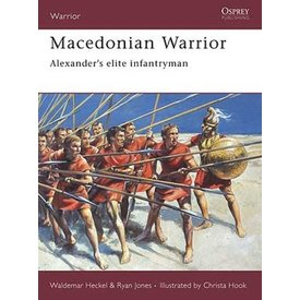 Osprey: Makedonsk Kriger - Alexander ' s elite infanterist