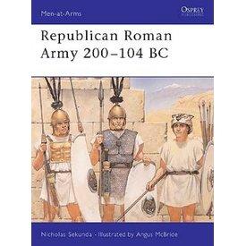 Osprey: republikański Roman Army 200-104 pne