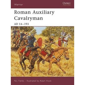 Osprey: Roman Auxiliary Cavalryman AD 14-193
