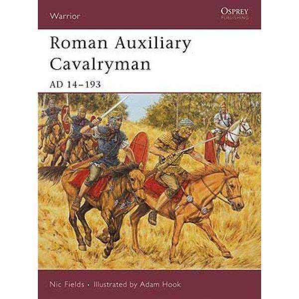 Osprey: Roman auxiliaire Cavalier AD 14-193