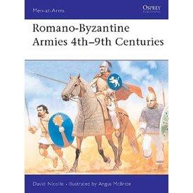 Osprey: Romano-Byzantinske Hære 4.-9. Århundrede