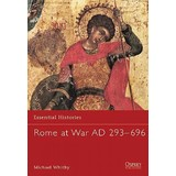 Osprey: Rome at War AD 293-696