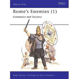 Osprey: Roms Fjender (1) - Germanics og Dacians