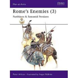 Osprey: Roms Fjender (3) - Partherne & barn
