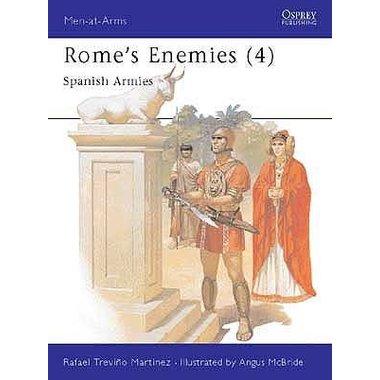 Osprey: Rome`s Enemies (4) - armées espagnoles