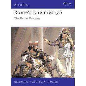 Osprey: Rzym `wrogów (5) - Desert Frontier