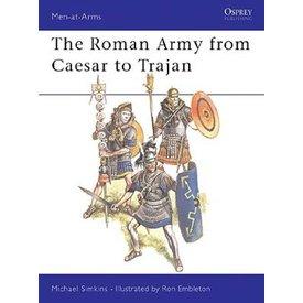 Osprey: den Romerske Hær fra Cæsar til Trajan