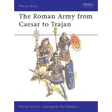 Osprey: l'armée romaine de César à Trajan