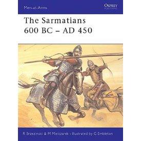Osprey: Sarmater 600 BC - AD 450