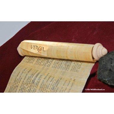 Rouleau de papyrus, Vergilius (Aeneis)