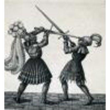 Spada da una mano e mezza del XVI secolo