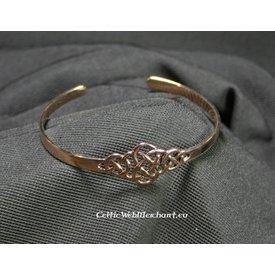 Bracciale con nodo celtico