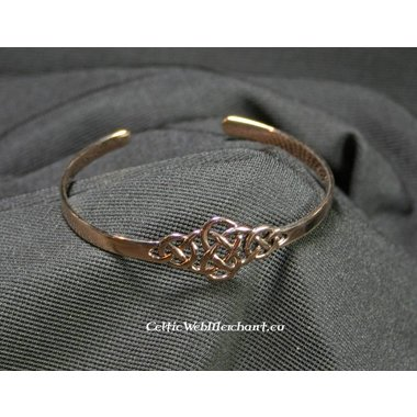 Armband met Keltische knoop