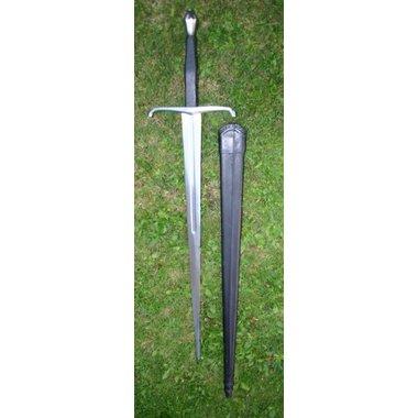 Espada de mano y media Brescia, battle-ready
