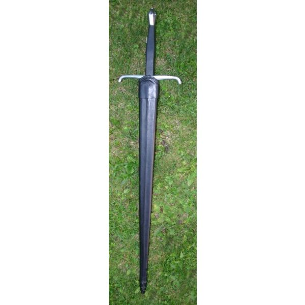 Deepeeka Espada de mano y media Brescia, battle-ready