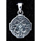 Croix celtique, en argent