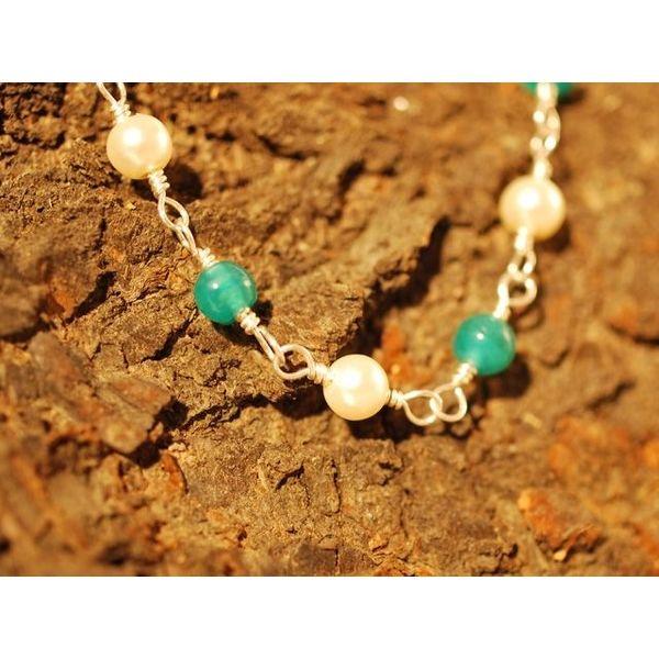 Roman pearl necklace Claudia