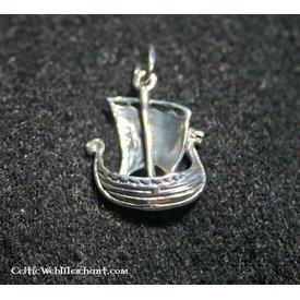 Zilveren Vikingschip