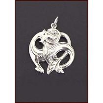 Serpente di Midgard d'argento