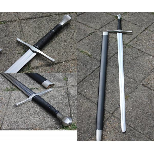Cluny hand-and-a-half sword