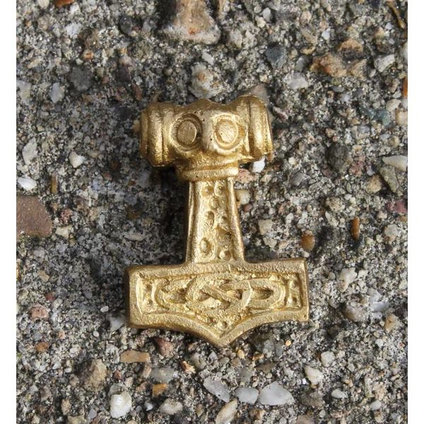 Martello di Thor di ottone ödeshög