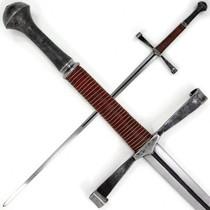 Espada Oakeshott tipo XVIIIb