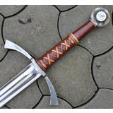 Gothic hand-and-a-half sword Wolfram
