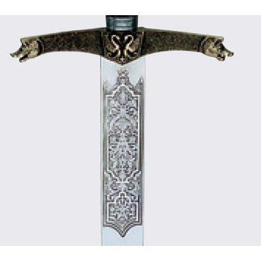 Espada heráldica