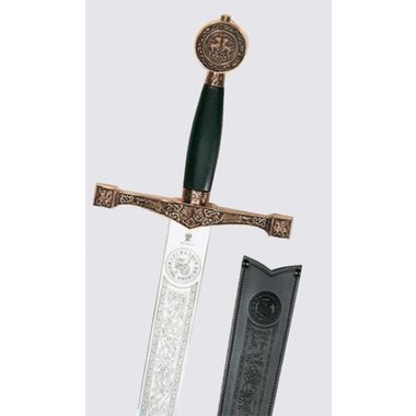 15th century Spanish decoration sword