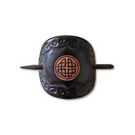 Celtic hairpin Boudicca black