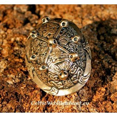 Turtle brooch Dublin